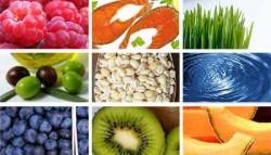 Foods increasing metabolic rate