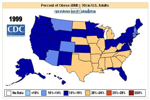 percent-of-obese-1999